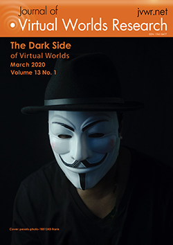 JVWR The Dark Side of Virtual Worlds issue